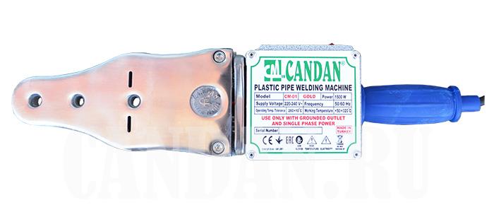 Вид слева CANDAN CM-01